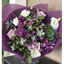 Purple Power Bouquet